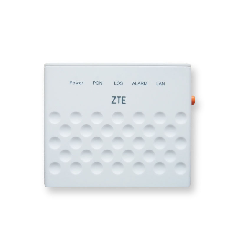100% Original nuevo ZTE F601/F643 GPON ONU ONT FTTH SFU modo Router FTTH FTTO con 1GE Puerto misma función versión en inglés