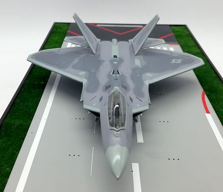 AF1 genuine 1:72 Raptor F-22 fighter model Alloy plane model Static collection model af1 genuine 1 72 raptor f 22 fighter model alloy plane model static collection model