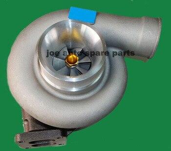 T88-33D T4 Flange Rolamento de Jornal óleo ouro BULLET contraporca wastegate Externo 700hp Turbo Turbocharger
