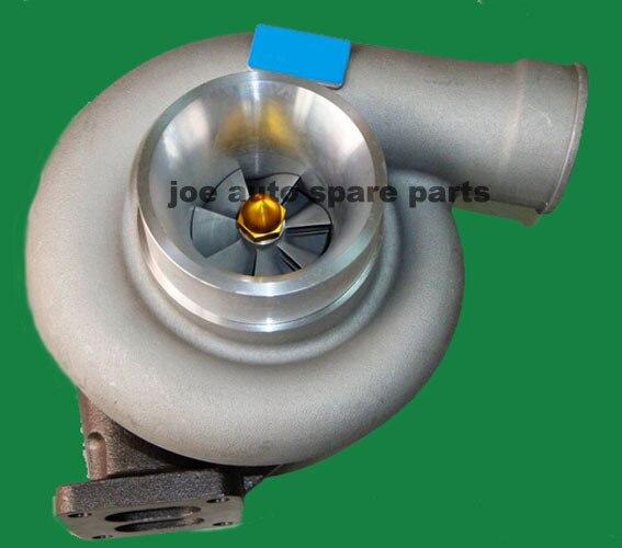 T88-33D T4 bride huile Journal portant 700hp externe poubelle balle contre-écrou or Turbo turbocompresseur