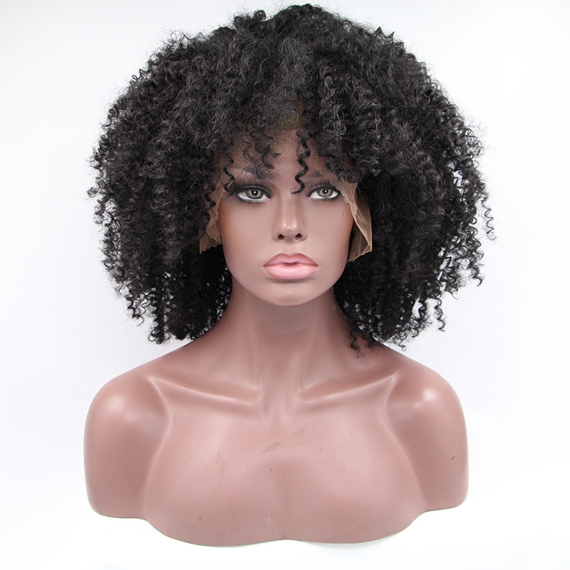 Pleasant Aliexpress Com Buy New Short Afro Kinky Curly Synthetic Lace Short Hairstyles For Black Women Fulllsitofus