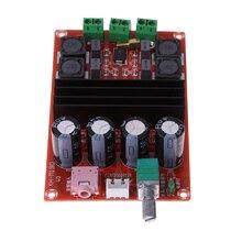 TPA3116D2 2×100 W 2 Canal Numérique Amplificateur Audio Conseil Double Canal 12 à 24 V Amplificateur Audio conseil DIY Module pour Arduino