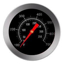Открытый нержавеющей стали циферблат дисплей Кухонный Термометр жаркое гриль для барбекю Мяса термометр датчик температуры барбекю инструменты