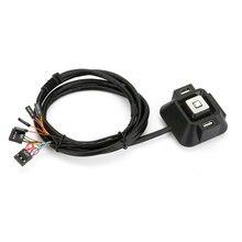 Новый Настольный Компьютер Случае Питания on/off Reset HDD Кнопочный Переключатель Кабели с Двойной USB Двойной Аудио