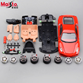 Maisto F430 1:24 Scale Assembly Model Car Alloy Diecast Car Toys High Quality Collection Baby Toys Gift