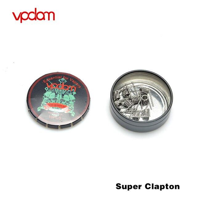 Original Vpdam Vorgefertigte Super Clapton kernel Draht 26GA 32GA 0 ...