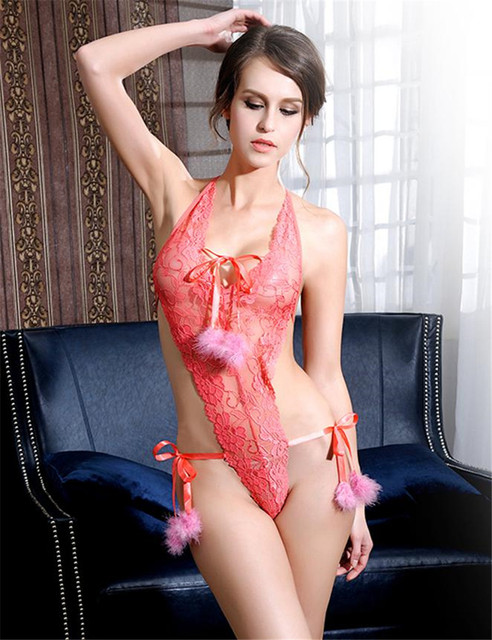 R Romantic Design Sexy Teddy Lingerie New Porn Women Hot Erotic Sexy Underwear Beautiful Fitness Lace