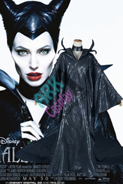 108 23 Aliexpress Com Comprar Maleficent Trajes De Maleficent Evil Queen Cosplay Traje Maleficent Angelina Jolie Cosplay De Maleficent Costume