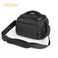 Camera Bag pouch for leica S S E V LUX TYP114 V LUX4 TYP007 TYP601 DSLR protector case shoulder bag shockproof