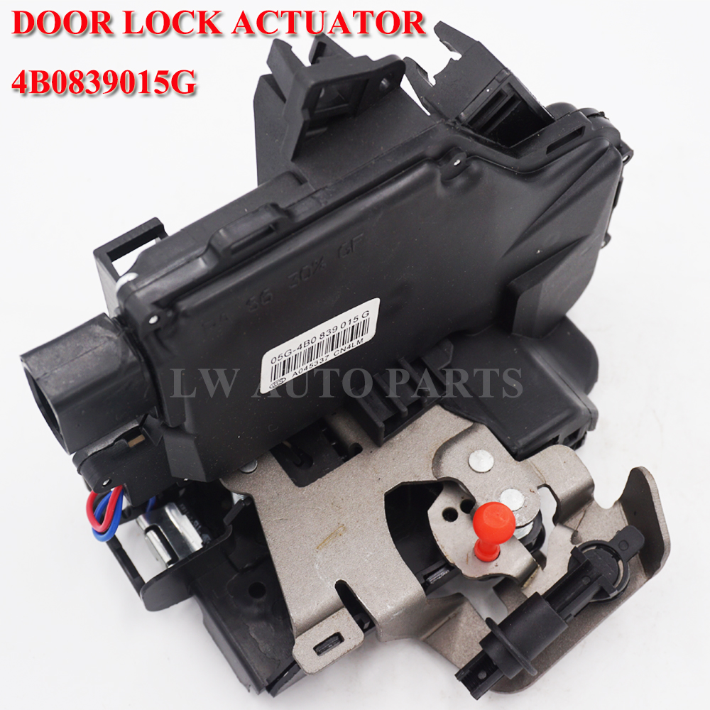FOR AUDI A3 A4 A6 A8 2002-2013 REAR LEFT DOOR LOCK MECHANSIM