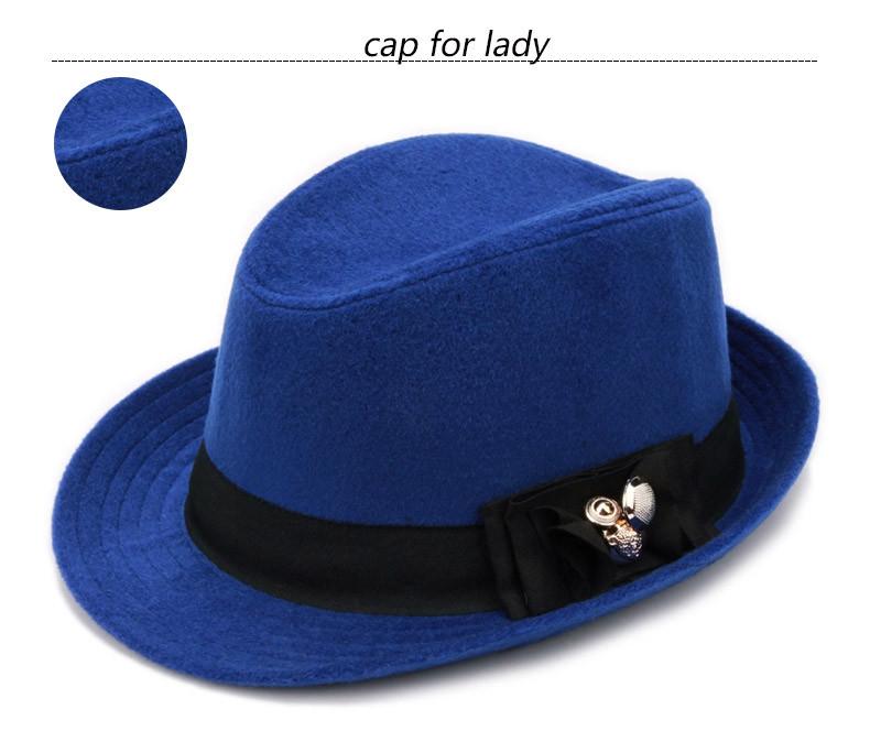 vintage fedora hat black fedora hats for men wool felt hat mens hats fedoras mens fedora hats winter vintage hat jazz hat (23)