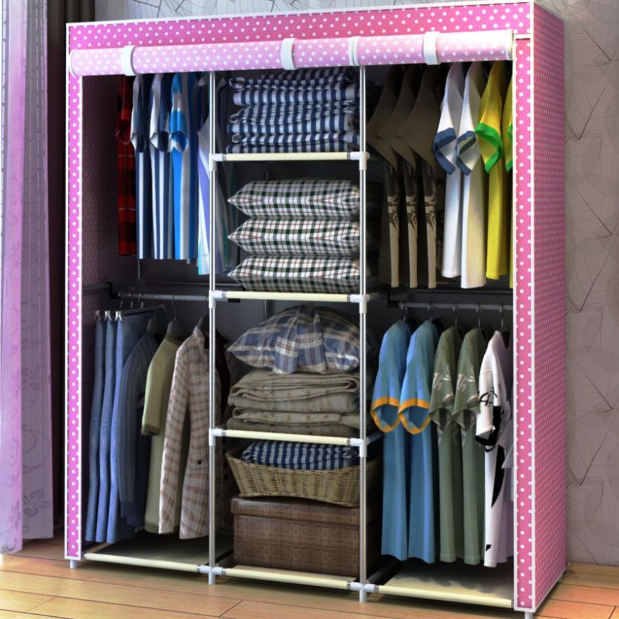 tienda online colorful fcil plegable vestir la moda de vestuario simple de de artculos diversos armario porttil a prueba de vestir