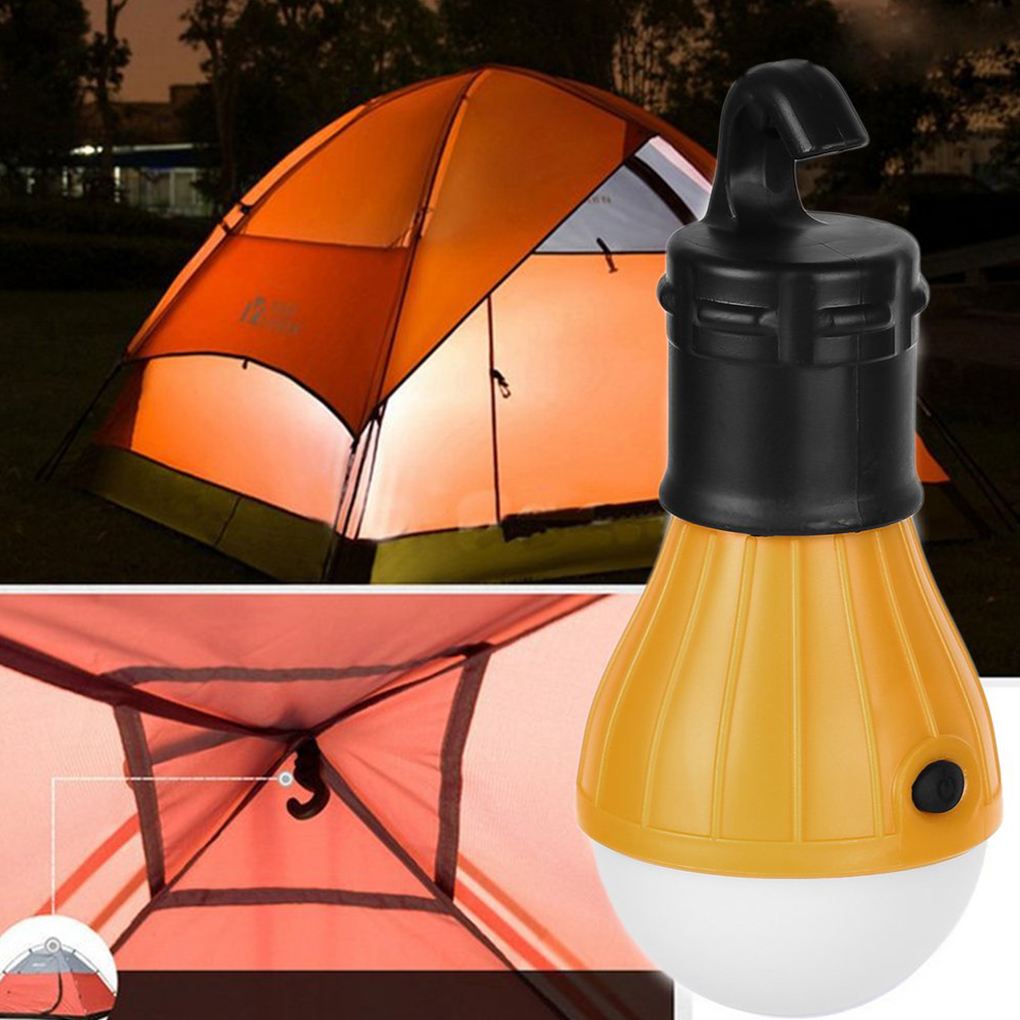 Professional Lighting Soft Light Portable Lantern Tent Light Led Bulb Outdoor Emergency Lamp Waterproof Hanging Hook Flashlight For Camping Aromatic Flavor