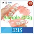 Nueva Muestra 200 g/bolsa K1/K2 A1 A2 Prótesis Valplast Flexible de las Partículas del Material de Resina Acrílica para Prótesis Removible Envío gratis