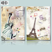 5d Diy Diamond Painting Statue Of Liberty Tower Icon Square Round Crystal 3D Diamond Embroidery Living