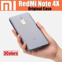 Xiaomi Redmi Note 4 х чехол 100% оригинал от Xiaomi компании для Redmi Note 4 note4 Глобальный Версия на основе Snapdragon 625