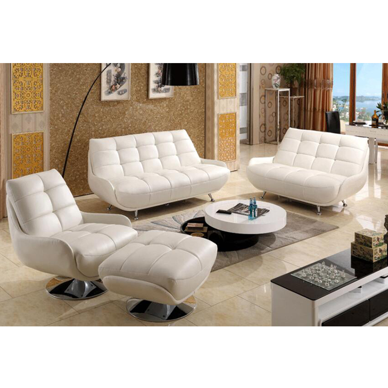 Phenomenal Us 1650 0 China White Modern Sectional Recliner Leather Sofa In Living Room Sets From Furniture On Aliexpress Inzonedesignstudio Interior Chair Design Inzonedesignstudiocom