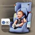 A criança Caçoa o Bebê Assento de Segurança para crianças 9 meses-12 anos de idade Assento de Carro do bebê Espessamento Alta Proteção Alongar Assento Do Bebê Portátil C01