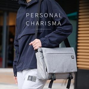 Image 4 - Mark Ryden New Crossbody Bags for Men Water Repellent Messengers Bag Business Casual Shoulder Bags