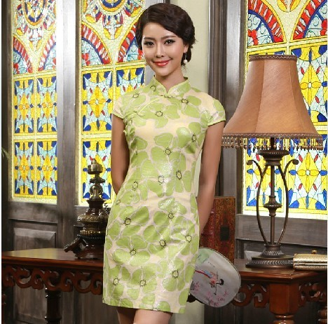 Fashion improved 2013 summer new arrival short design vintage g611631 one-piece dress