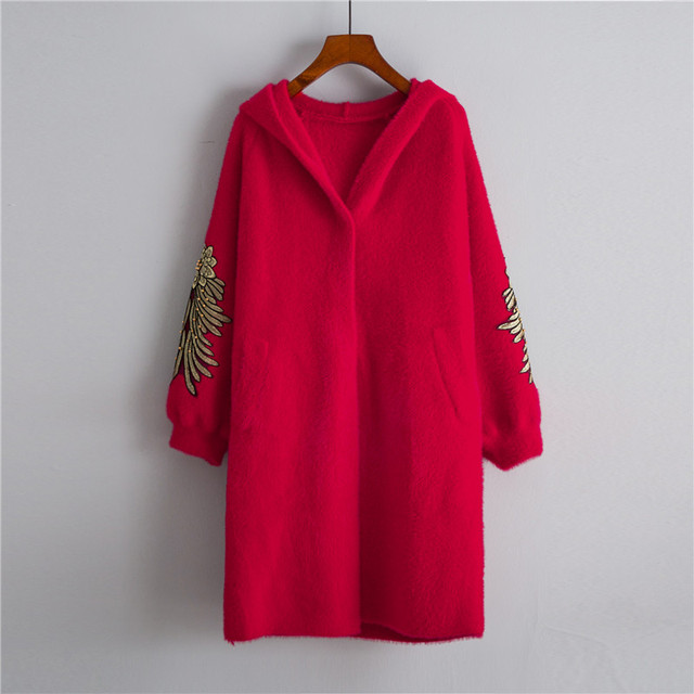 Hoodie Coat - 4 Colors - Trendy 3