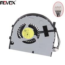 цены NEW Laptop Cooling Fan For Lenovo IdeaPad B50-45 4 pins Original PN: KSB05105HCA02 CPU Cooler Radiator