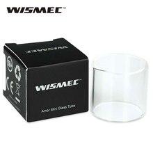 2pc Original Wismec Amor Mini Tank Glass Tube Replace Glass Tube Electronic Cigarette Spart Part for Amor Mini Tank