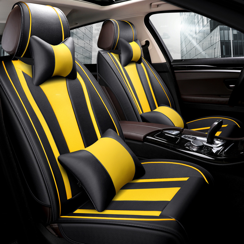 Universal car seat cover for audi a3 sportback a1 a3 a4 a4l a5 a6 a6l a7 a8 8p 8v a4 b6 b7 b8 a6 c5 c6 c7 q5 q7 tt accessories