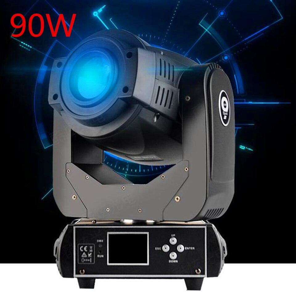 Hot sale!90W LED 3 Face Prism DMX DJ Song and dance halls, bars, concerts 90W Gobo LED Moving Head Light