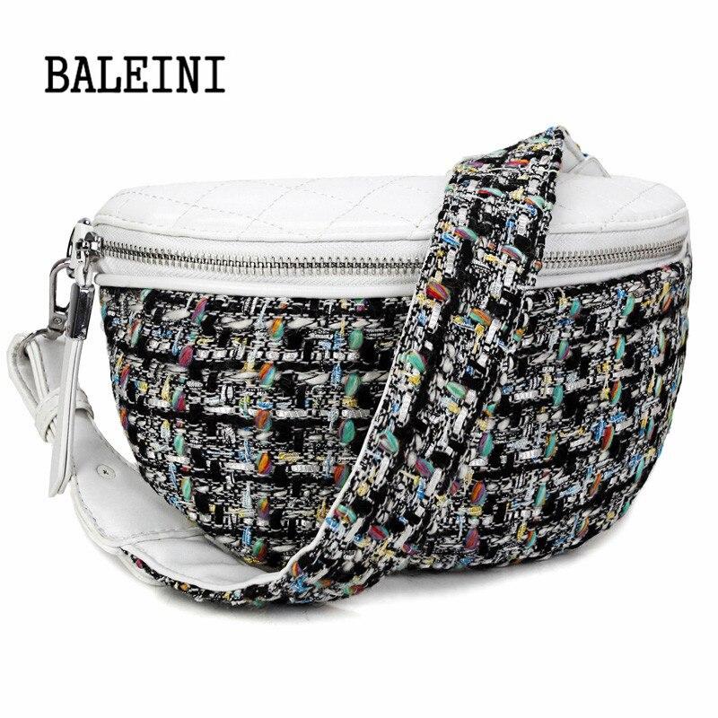 c15b16f4a9 Per Bag Del Tracolla Baleini Le Borse Feminina Messenger Marca Di Donne  Lana Borsa Lusso Progettista Delle Nero 2018 Il Bolsa Con BBIZq