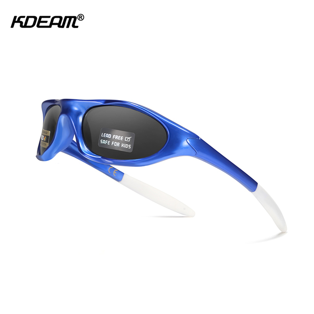 KDEAM Kids Polarized Sunglasses