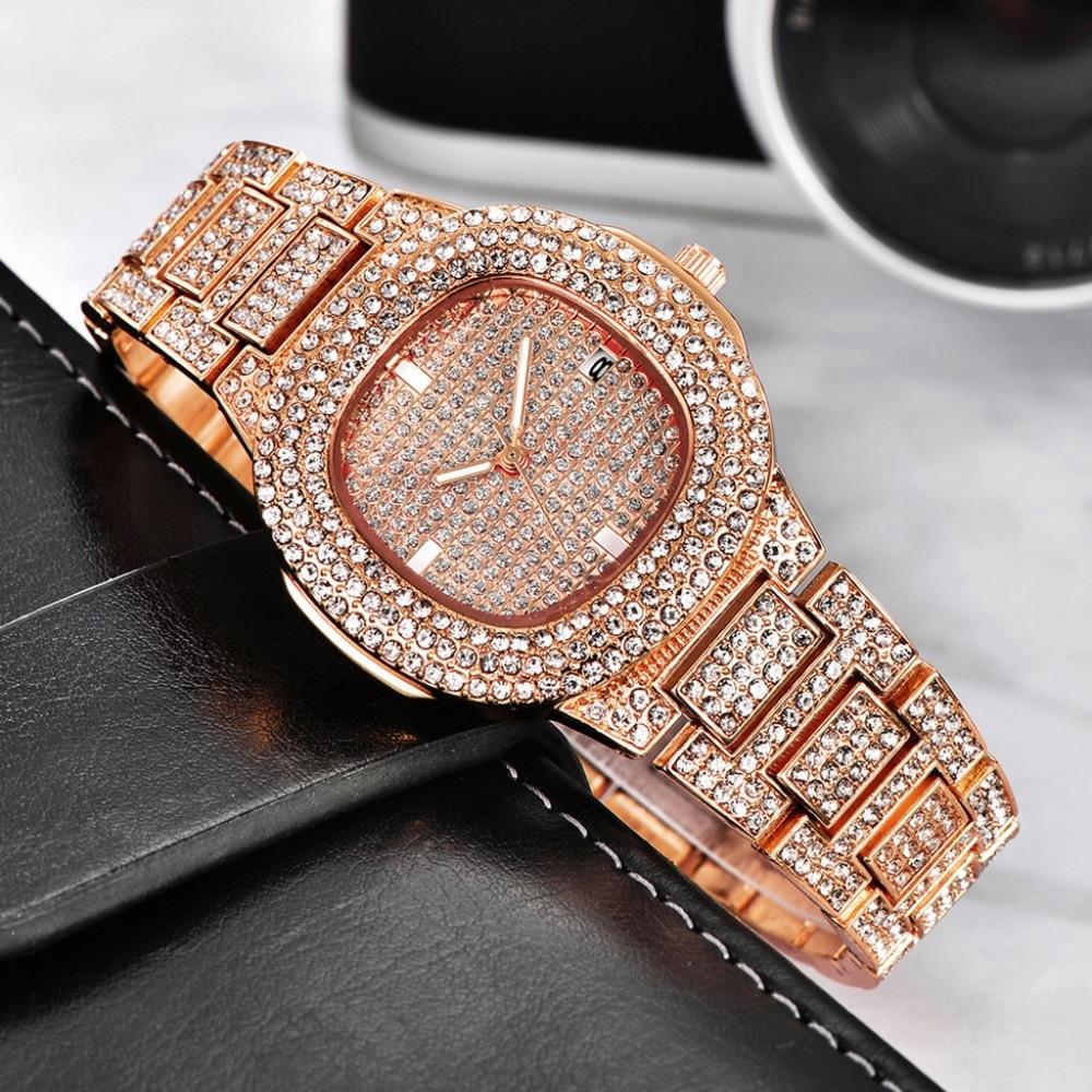 Watch Women Watches Ladies Creative Steel Women's Bracelet Watches Female Clock Relogio Women's wristwatch mechanical automatic