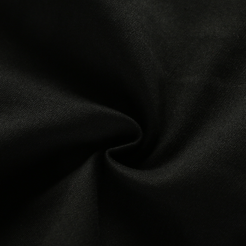14 Sweetown黑色弹性高腰修身短裤Hotpants性感的街头风格丝带迷你短裤2018夏季时尚短裤Feminino