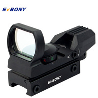 Optical Reflex Red Green Dot Sight Scope 4 Patterned Reticle For Spotting Scope FOR Camera Shooting