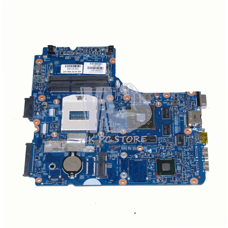 NOKOTION 734084-001 734084-501 734083-001 734083-501 For HP Probook 440 <font><b>450</b></font> 470 Laptop Motherboard 48.4YW03.011 DDR3L HD8750M image