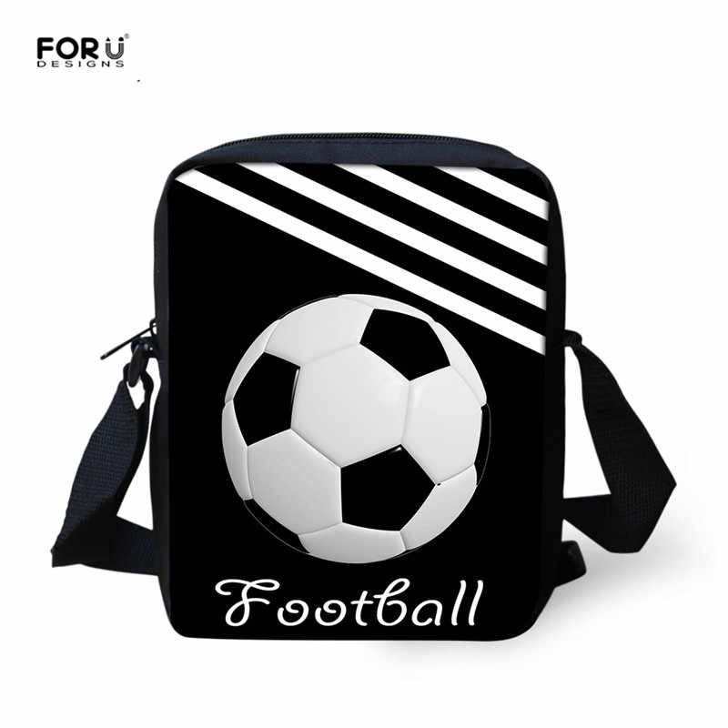 FORUDESIGNS Kids Mini Messenger Bag Cool Ball 3D Printing Women s Small  Handbags Fashion Children Cross- f2e0d0a8286b4