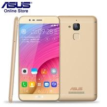 Original ASUS Zenfone Pegasus 3 X008 Mobile Phone Android 6.0 CPU MT6737 Quad Core 5.2'' Fingerprint FDD 4G 4100mAh Smartphone