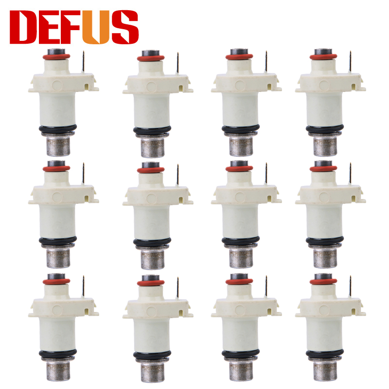 DEFUS 6X Fuel Injectors Denso 4670 OEM 12582704 For Saturn