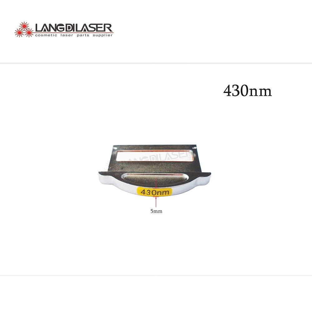 430nm ~ 1200nm filtri per IPL manipolo, estetica laser filtri per il ringiovanimento della pelle-in Aghi per tatuaggi da Bellezza e salute su  Gruppo 3