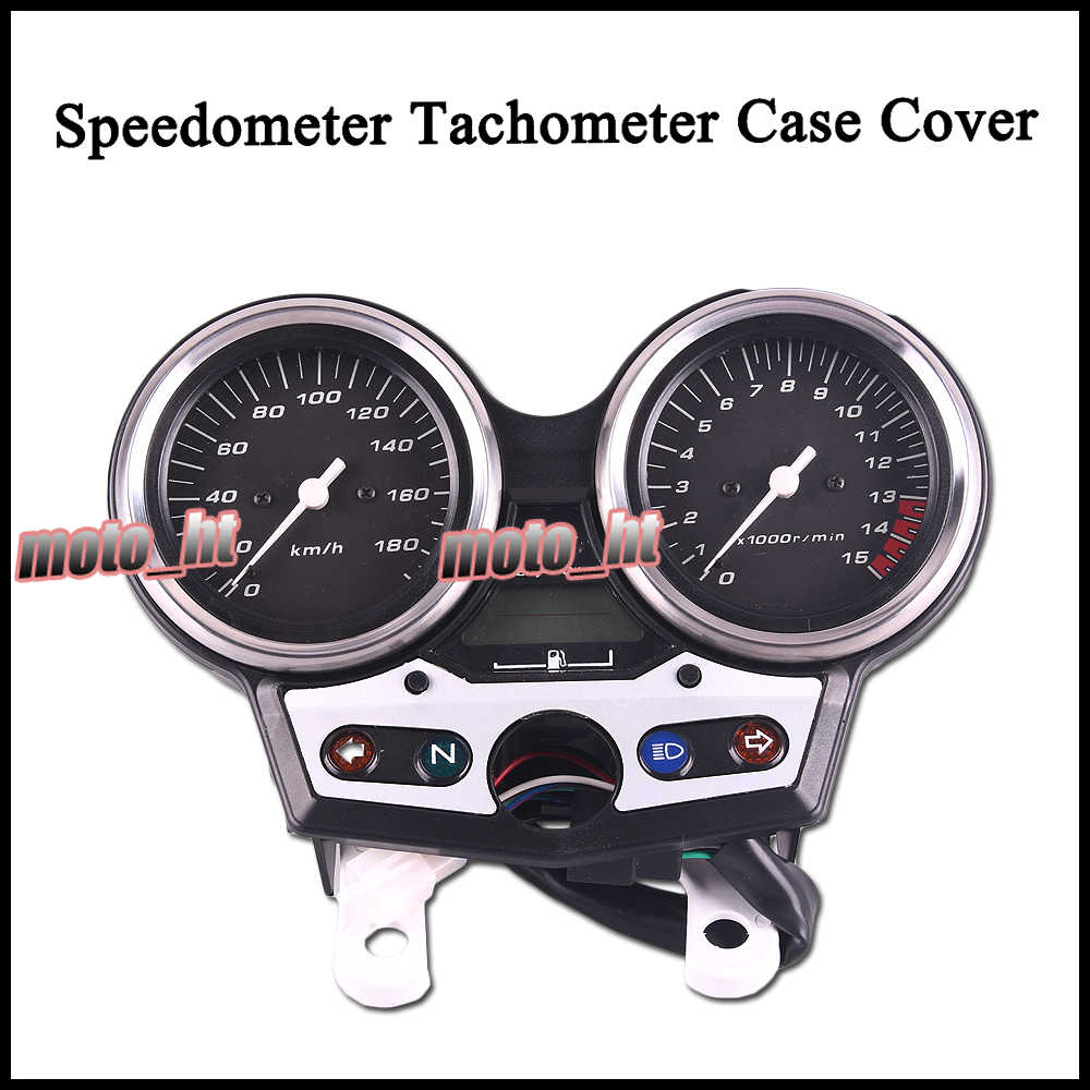 Speedometer Tachometer Tacho Gauge Instruments For HONDA CB 400 1999 2000 2001