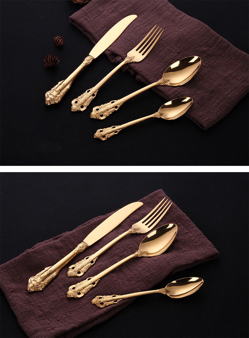 God cutlery set  (8)