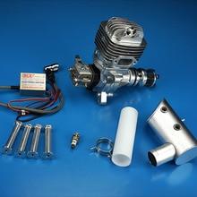 DLE 61cc DLE61 газовый двигатель для радиоуправляемой модели самолета, лидер продаж, DLE-61, DLE61cc, DLE
