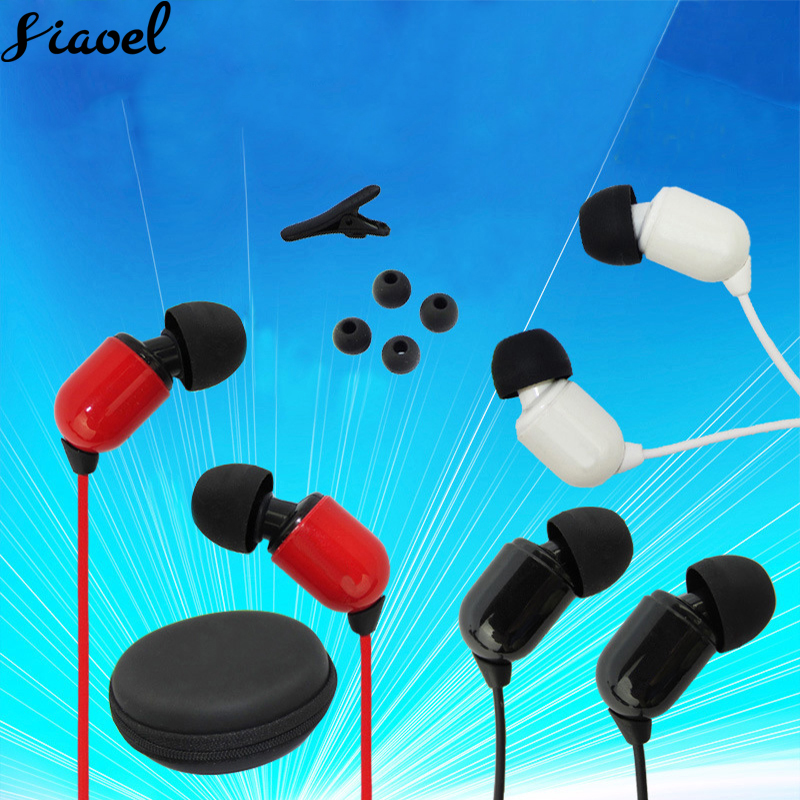 Bass Headphone 3m Live broadcast K song Sound Great Earphone In-Ear Sport Headset For Xiaomi IPhone 3.5 mm Jack Earbud image