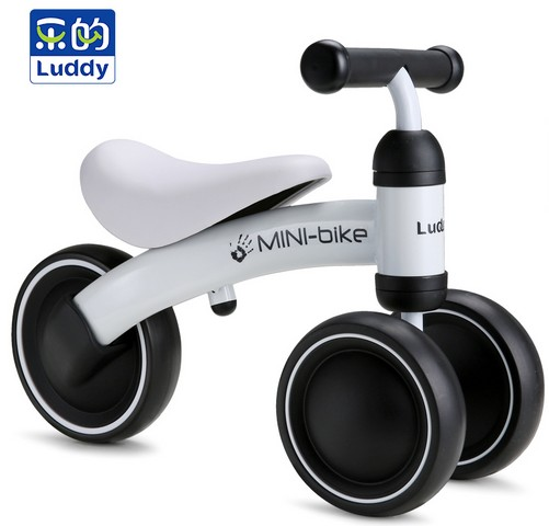 Children Balance Bikes Scooter Baby Walker Infant 1-3years Scooter No Foot Pedal Driving Bike Gift for Infant three wheel
