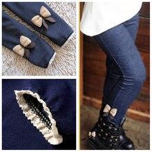 Леггинсы для девочек; брюки; детская одежда; сезон осень-зима; бархатные леггинсы для девочек; детские брюки; повседневные штаны для малышей; теплые длинные брюки