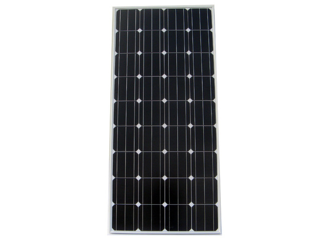 ECO-WORTHY 150W 12V RV Mono Monocrystalline Solar Panel Solar Module 12V  for RV Boat Home Battery Charger.Within Your Country The Item Will Be Delivered Between 2 To 5 Days Excluding Holidays