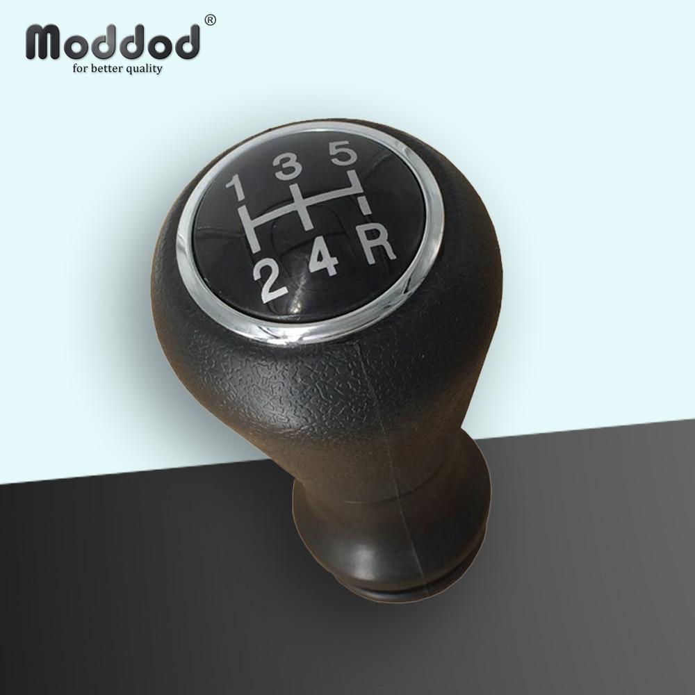 5 Speed Black Gear Stick Pookknop Voor Peugeot 106 107 206 207 306 307 308 309 405 406 407 508 605 607 806 Voor Citroen C1 C3 C4 Gunstig Voor EssentiëLe Medulla