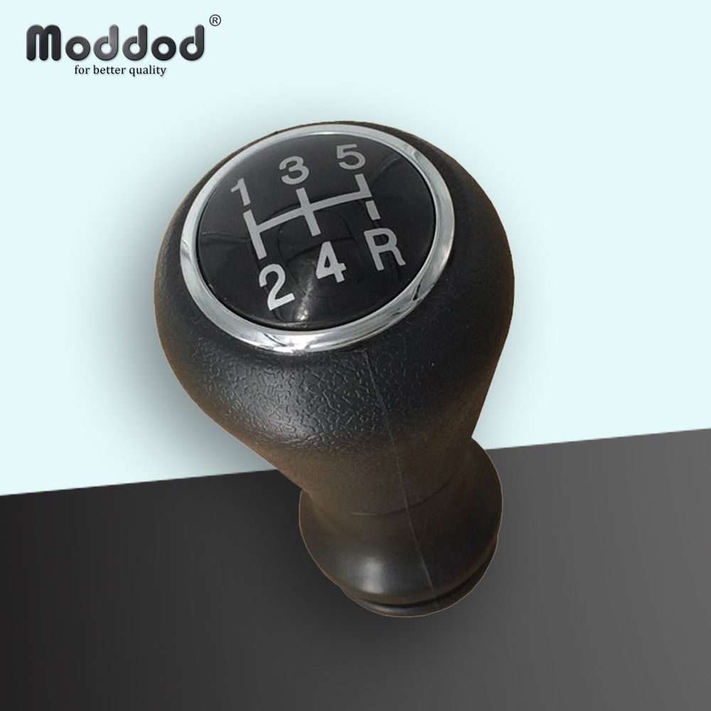 Black Gear Stick Knob FOR CITROEN Xsara Picasso Xantia Jumpy C3 C4//5-Speed New