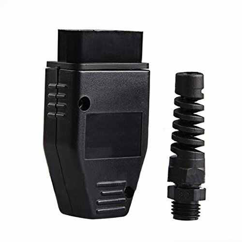 Edfy obd/obd2/obd2/obdii/eobd/jobd/odb/odb2/odbii/eobd2/obd11/odb11/j1962 stecker verbinder adaptador de tomada kabel