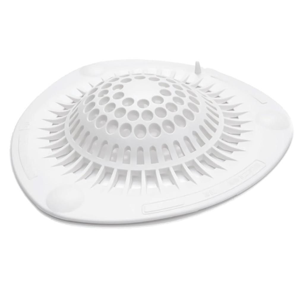 Pvc Sink Strainer Floor Drain Cover Hair Catcher Shower Trap Basin Filter  For Bathroom Kitchen Size